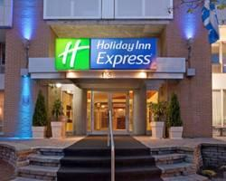 Holiday Inn Express Montreal Centre-Ville