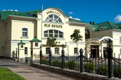 Old Estate Hotel & Spa Pskov