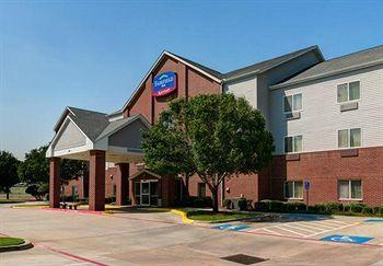 ‪Fairfield Inn Dallas Lewisville‬