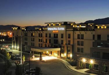 SpringHill Suites Logan