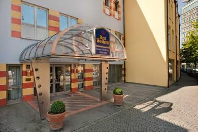 Precise Panorama CityHotel Rosenheim
