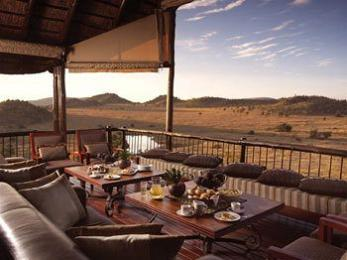 ‪Tshukudu Bush Lodge‬