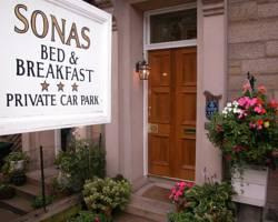 Photo of Sonas Bed & Breakfast Edinburgh