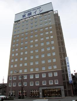Toyoko Inn Toyama ekimae Takaramachi