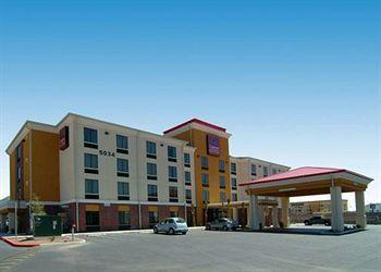Comfort Suites El Paso