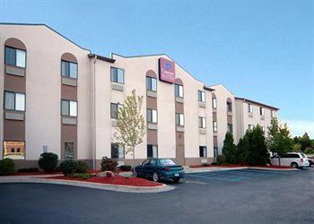 Comfort Suites Auburn Hills