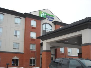 Holiday Inn Express Hotel & Suites Drayton Valley