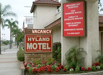 Hyland Motel