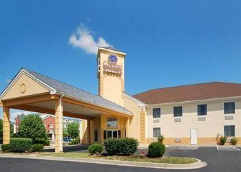 Photo of Comfort Suites Waldorf