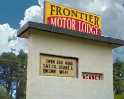 Frontier Motor Lodge