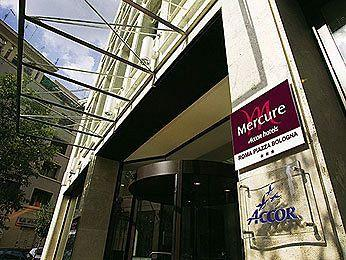 Mercure Roma Piazza Bologna