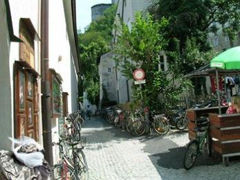 Strawberry Youth Hostels Salzburg