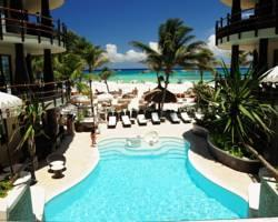 Photo of El Taj Oceanfront & Beachside Condos Hotel Playa del Carmen