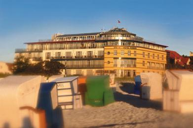 Photo of Strand-Hotel Huebner Warnemünde
