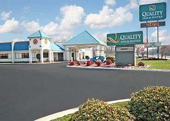 Photo of Quality Inn & Suites Greensboro