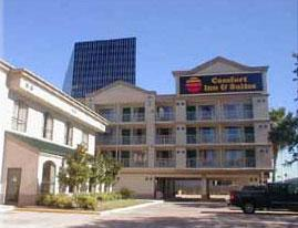 Comfort Inn & Suites Greenway Plaza/SW Freeway