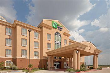 ‪Holiday Inn Express Hotel & Suites Terrell‬