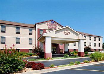 Photo of Comfort Suites Rolla
