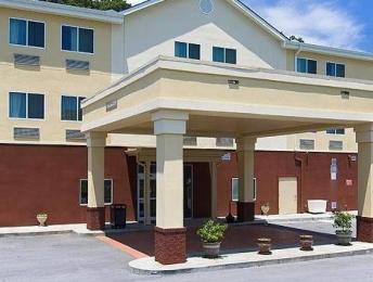 Comfort Inn Muscle Shoals