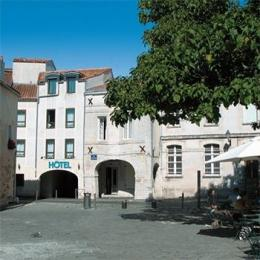Photo of Hotel Saint Nicolas La Rochelle