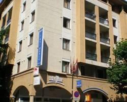 Hotel Kyriad Chambery Centre Curial