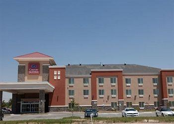 Comfort Suites Pecos