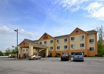 Comfort Suites Auburn