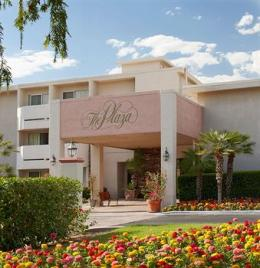 Photo of Plaza Resort and Spa Palm Springs