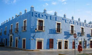 Photo of Hotel Castelmar Campeche