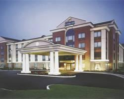 ‪Holiday Inn Express Hotel & Suites Waycross‬