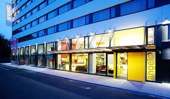 angelo Hotel Munich Leuchtenbergring