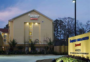 ‪Fairfield Inn & Suites Houston Intercontinental Airport‬