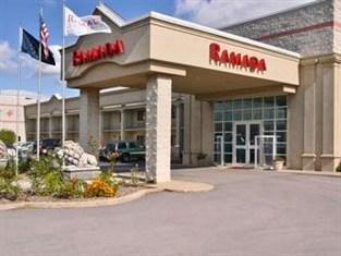 ‪Ramada Hammond Hotel and Conference Center‬