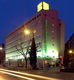 Hotel Granada Center