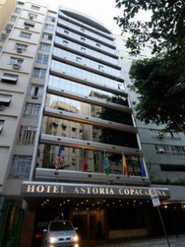 ‪Hotel Astoria Copacabana‬