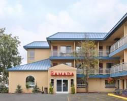 Ramada Anchorage Hotel