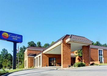 Comfort Inn Troutville