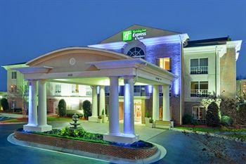 ‪Holiday Inn Express Hotel & Suites Vicksburg‬