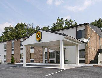 Super 8 Motel - Princeton