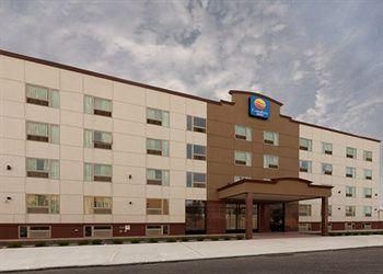‪Comfort Inn Brooklyn Cruise Terminal‬