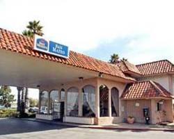 BEST WESTERN San Mateo/Los Prados Inn