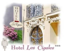 Hotel les Cigales