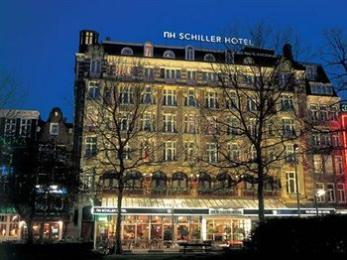 Photo of NH Schiller Amsterdam