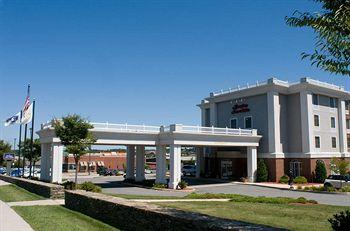 Hampton Inn & Suites Newport-Middletown
