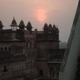 Photo of Sheesh Mahal Orchha