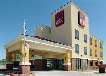 Photo of Comfort Suites Fort Stockton
