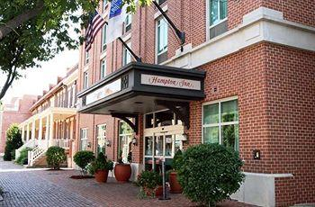 Hampton Inn Alexandria - Old Town/King Street Metro