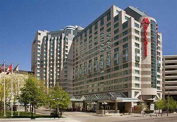 Toronto Marriott Downtown Eaton Centre Hotel