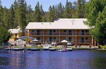 ‪Big Bear Lake Front Lodge‬