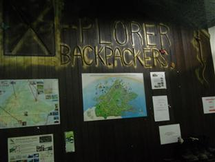 ‪X-Plorer Backpackers‬